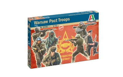 6190 - WARSAW PACT TROOPS 1980s