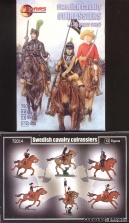 72014Swedish Cavalry Cuirassiers