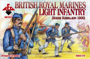 72022	Boxer Rebellion British Royal Marine Light Infantry
