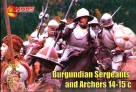 72026	Burgundian Sergeants and Archers
