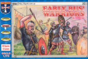 72029	Early Rus Warriors