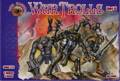 72030 - War Trolls set1 GIANTS