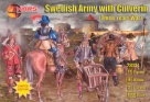 72031	Thirty Years War Swedish Army with Culverin