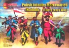 72033  Thirty Years War Polish Infantry Mercenaries (Haiduks)