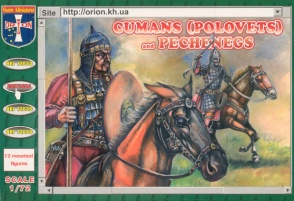 72034	Cumans (Polovets) and Pechenegs