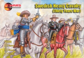 72036	Thirty Years War Swedish Heavy Cavalry