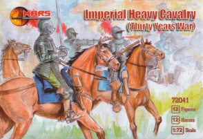 72041 Thirty Years War Imperial Heavy Cavalry