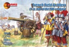 72044 French Field Artillery I half of the XVII century