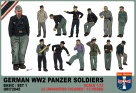 72045        German WW2 Panzer Soldiers Basic Set 1