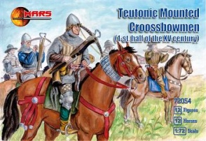72054     	Teutonic Mounted Crossbowmen