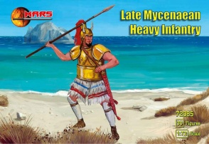 72085 Later Mycenaean heavy infantry