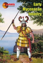 72086 Early Mycenaean infantry