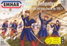 7211  French Infantry 1854-1871.