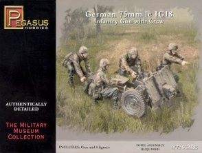 7510	German 75mm le IG18