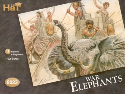 8023 Carthaginian War Elephants