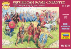 8034Republican Roman Infantry