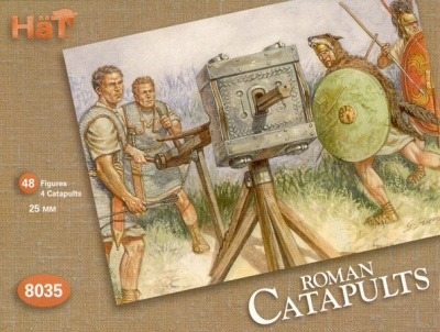 8035  Roman Catapults - Punic Wars