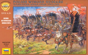 8041 Polish Winged Hussars