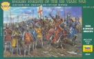 8044ZS ENGLISH KNIGHTS 100 YEARS WAR