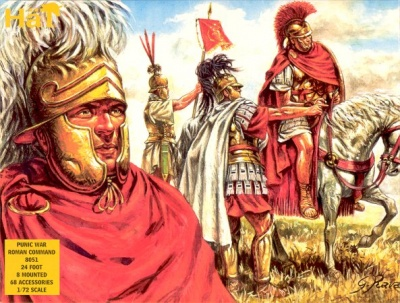 8051 Punic Wars Roman Command