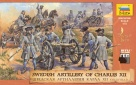 8066 Swedish Artillery of Charles XII