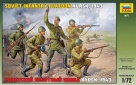 8077World War II Soviet Infantry Platoon
