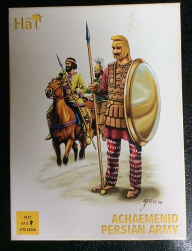 8117 Achaemenid Persian Army