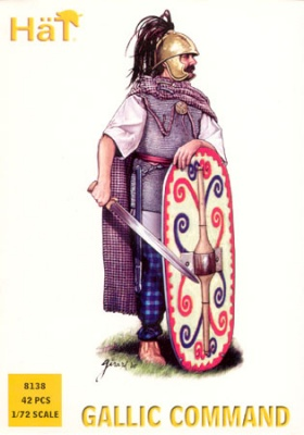 8138  ANCIENTS Gallic Command