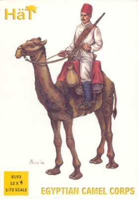 8193 Colonial Egyptian Camel Corps