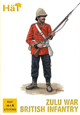 8237 Zulu War British Infantry