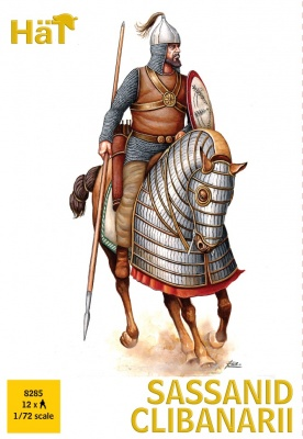 8285 ANCIENTS - Sassanid Clibanarii