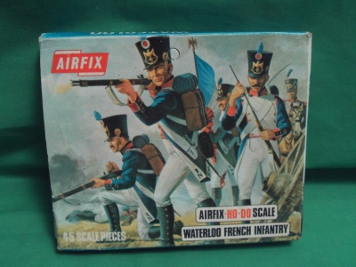 AIRFIX S44-69 - Waterloo French Infantry