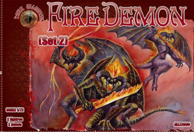 ALL 72036  Fire Demon set 2