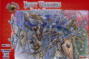 ALL72014        Heavy Warriors of the Dead Cavalry