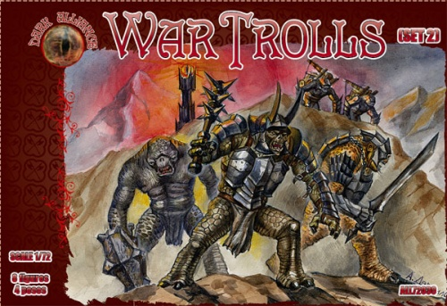 ALL72031  War Trolls. Set2    GIANTS