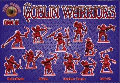 ALL72041 Goblin Warriors set1