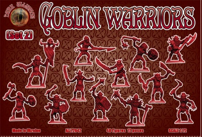 ALL72042 Goblin Warriors set2