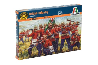 BATTLE of RORKE 's DRIFT  Set 6050 Zulu War British Infantry