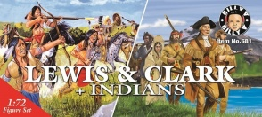 Billy V-Imex BVI-681 Lewis & Clark and Indians