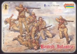 COLONIAL British Infantry