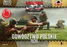 FTF023 - Polish Headquarters - Polish infantry officers figure set