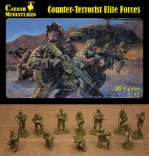 H082      Counter-Terrorist Elite Forces