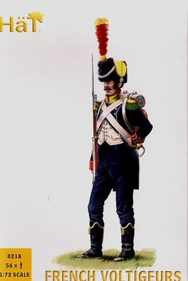 HAT 8218 Napoleonic French Voltigeurs