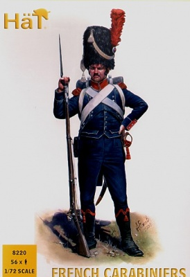 HAT 8220 Napoleonic French Carabiniers