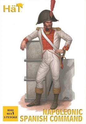 HAT Industrie HAT8303 Napoleonic Spanish Command