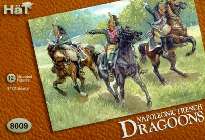 HAT8009 Napoleonic French Dragoons
