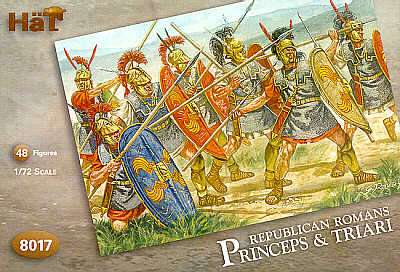 HAT8017 Republican Romans - Princeps and Triari