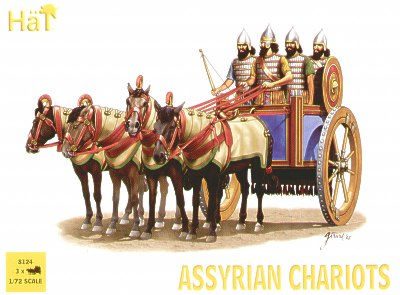HAT8124 Assyrian Chariots