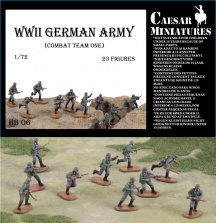 HB06 German (WWII) Army Combat Team 1