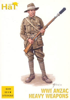 Hät  8190 WWI ANZAC HEAVY WEAPONS